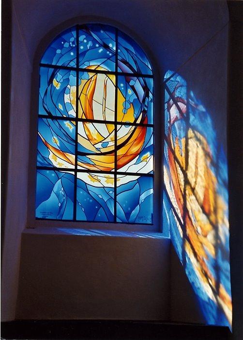 Glasfenster 1