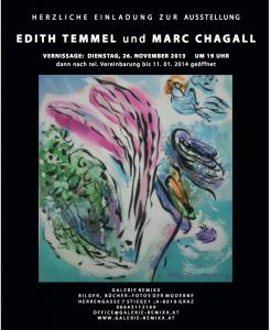 Temmel Chagall Einladung1